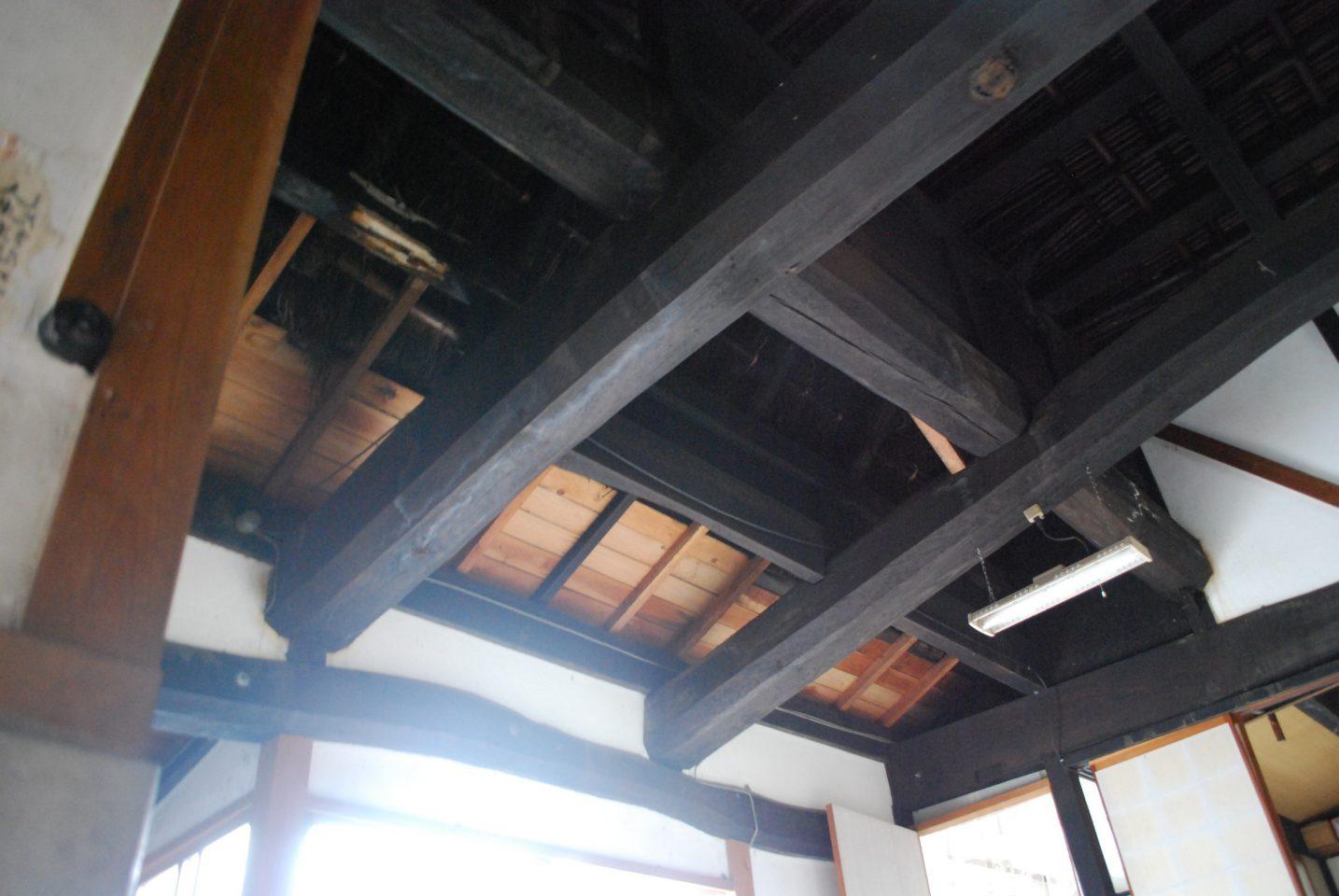 2012年古民家再生O様邸施工前・解体 (8)