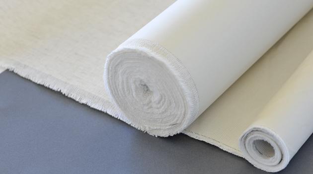 4.織物壁紙